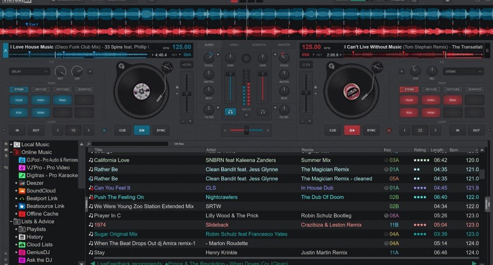 VIRTUAL DJ ZIKOX